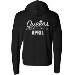 Comfy Queens Are Born In April