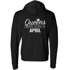 Comfy Queens Are Born In April