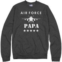 Air Force Papa Military Pride