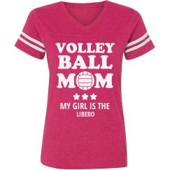 Mom Of The Libero