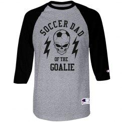 Soccer Dad Of The Goalie