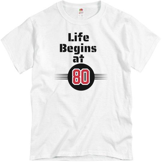 Life Begins At