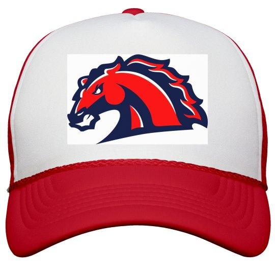 Life Mustangs Trucker Hat