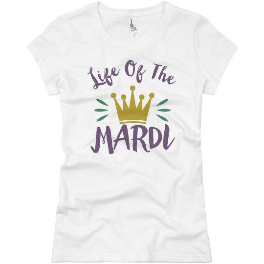 Life Of The Mardi Custom Group