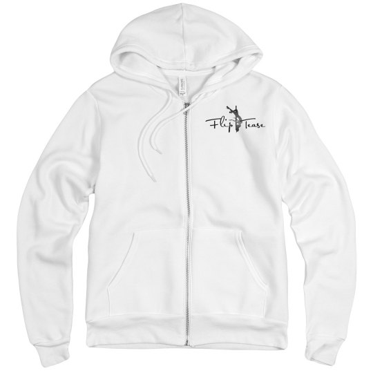 Light Colored Hoodie