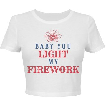Light My Firework Tank