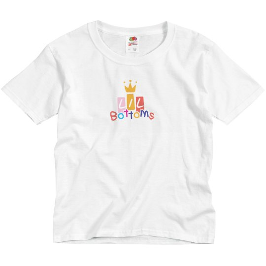 Lil Bottoms Youth Tee