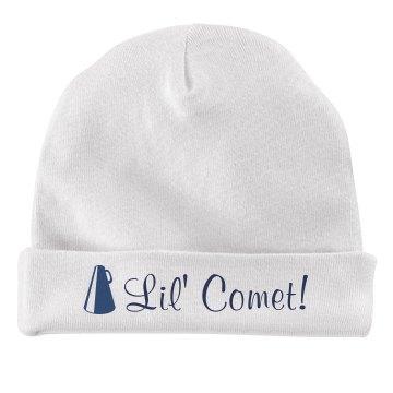 Lil Comet Cheerleader
