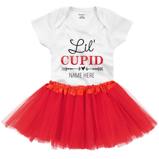 Lil' Custom Valentine's Day Cupid