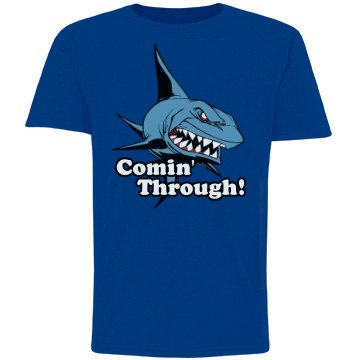 Lil' Shark Comin' Through