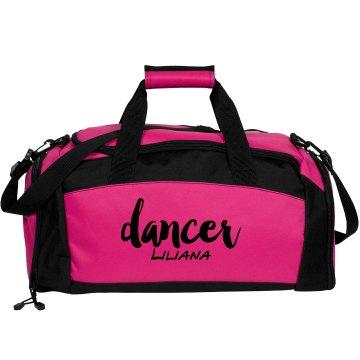 Liliana. Dancer