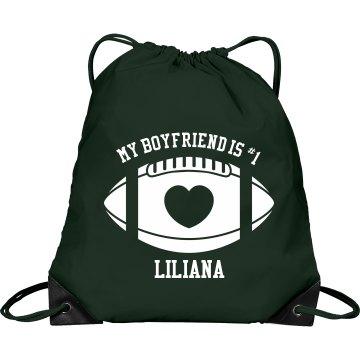 Liliana's boyfriend