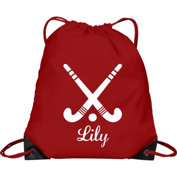 Lily. Field Hockey