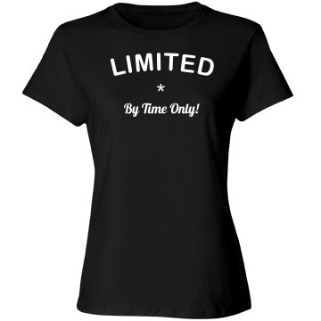 Limited by time
