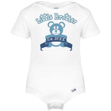 Little Brother Bear Tee