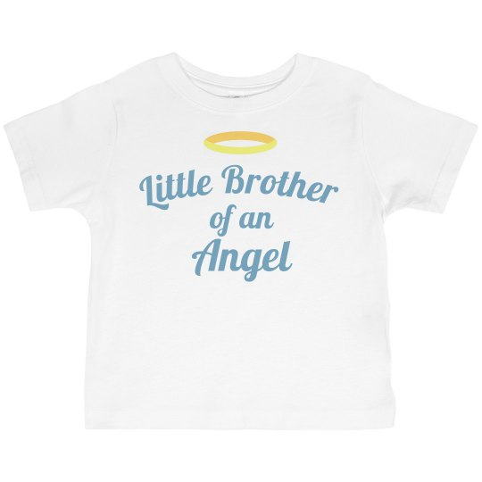 Little Brother Custom Memorial Shirt