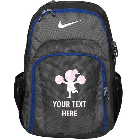 Little Cheerleader Custom Name/Text
