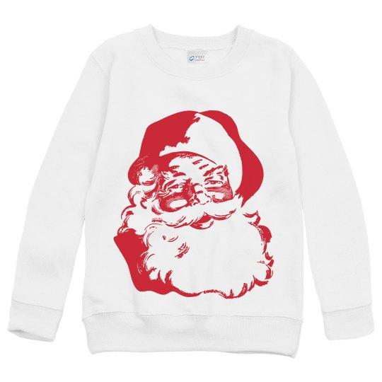 Little Guy Loves Santa!