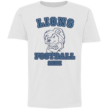 Little Lions Football Fan