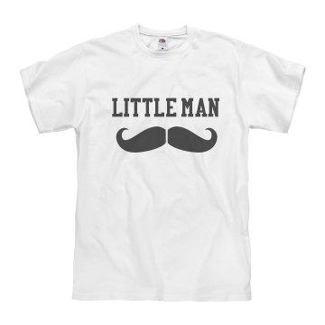 Little Man Men's Shirt