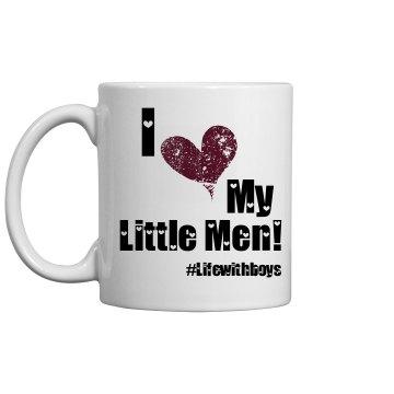Little Men Mug