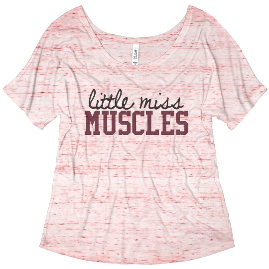 Little Miss Muscles