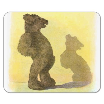 Little Teddy Mousepad