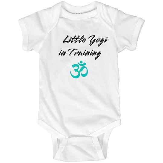Little Yogi in Training (Infant)
