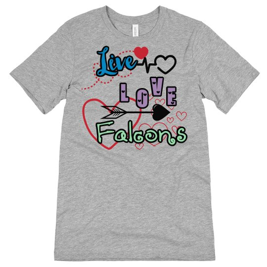 Live, Love, Falcons