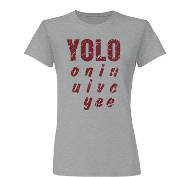 Live Once YOLO
