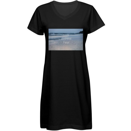 Live Without Fear Dress