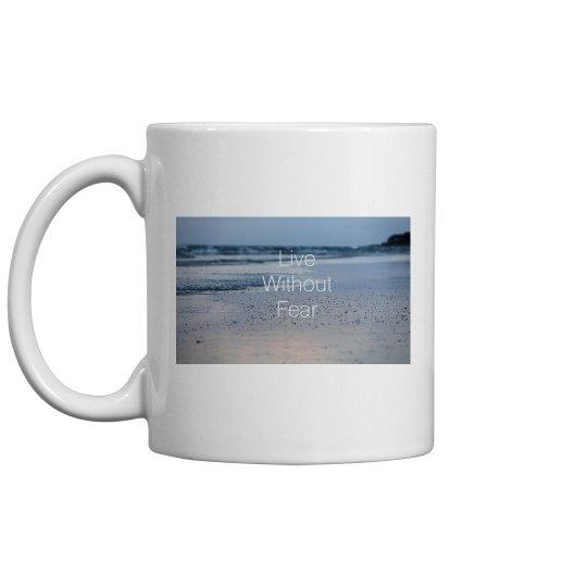 Live Without Fear Mug