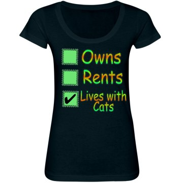 Lives With Cats
