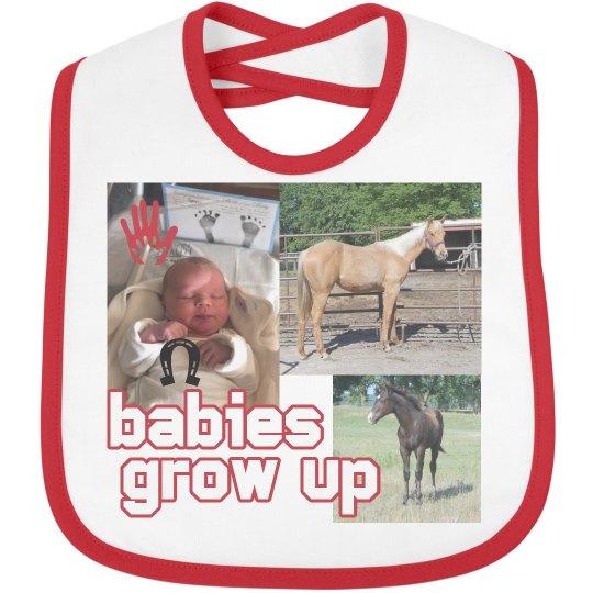 LMM #205 babies grow up willow