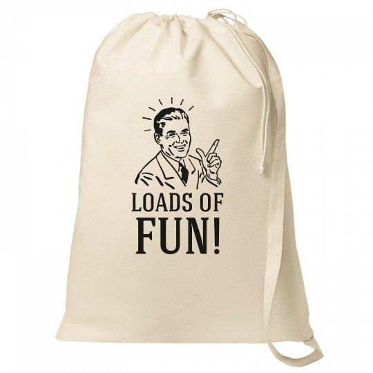 Loads of Laundry Fun