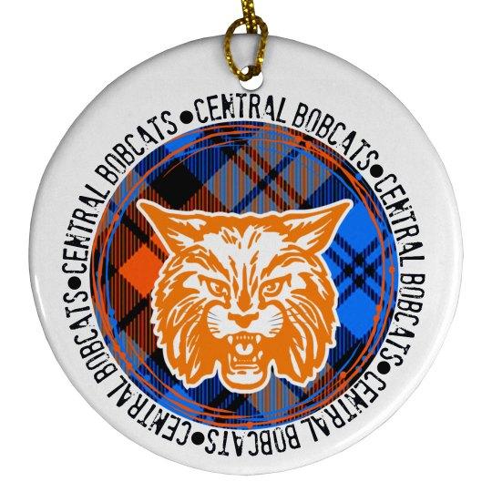 Logo Ornament