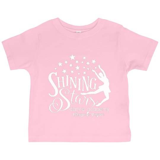 Logo Ruffle T - Toddler