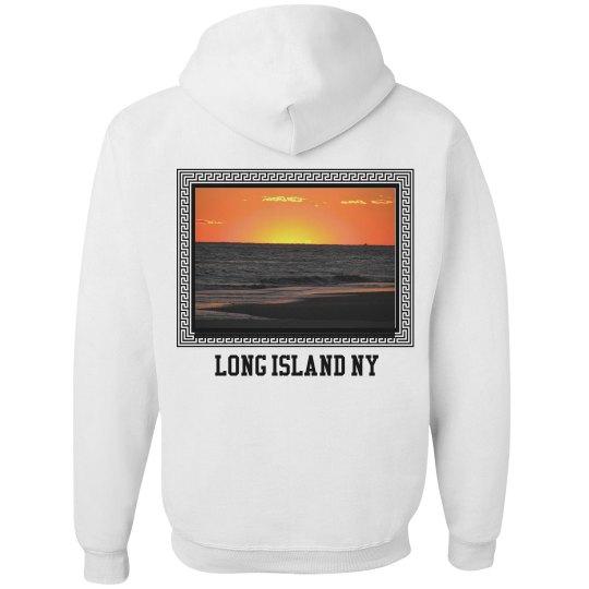 Long Island Sunset Sweatshirt