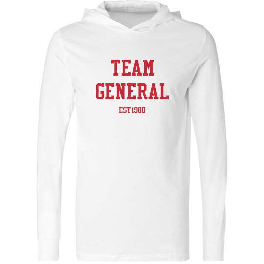 long sleeve for General