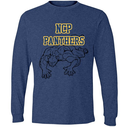 Long Sleeve Panther T