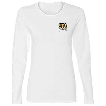 Long Sleeve STA pocket