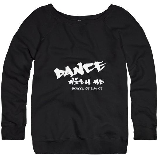 Long Sweatshirt Black