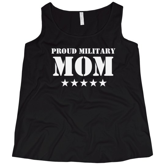 Loud & Proud Army Mom