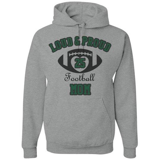 Loud & Proud football