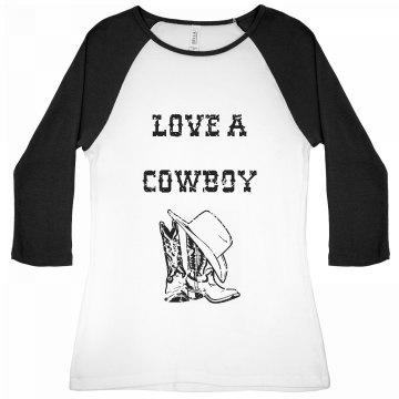 Love a Cowboy