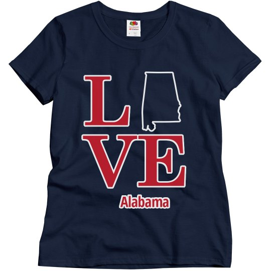 Love alabama