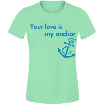 Love anchor