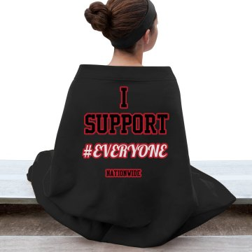 LOVE AND SUPPORT