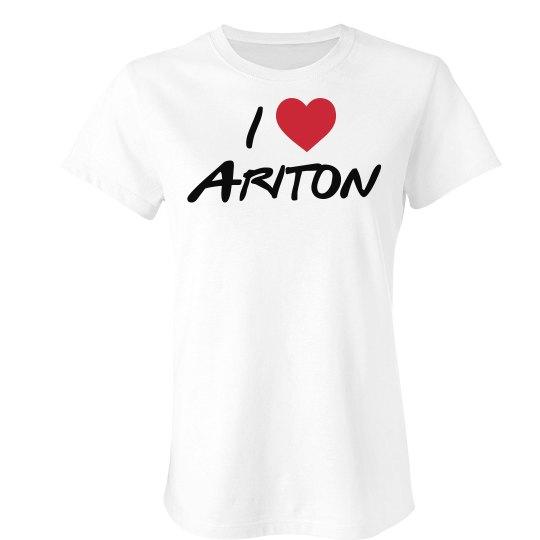 Love Ariton