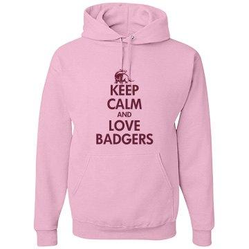 Love Badgers